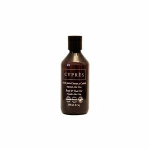 Aceite para cuerpo y cabello de Aguacate Aloe Vera
